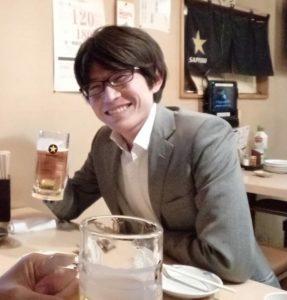 税理士と田中優勝さん