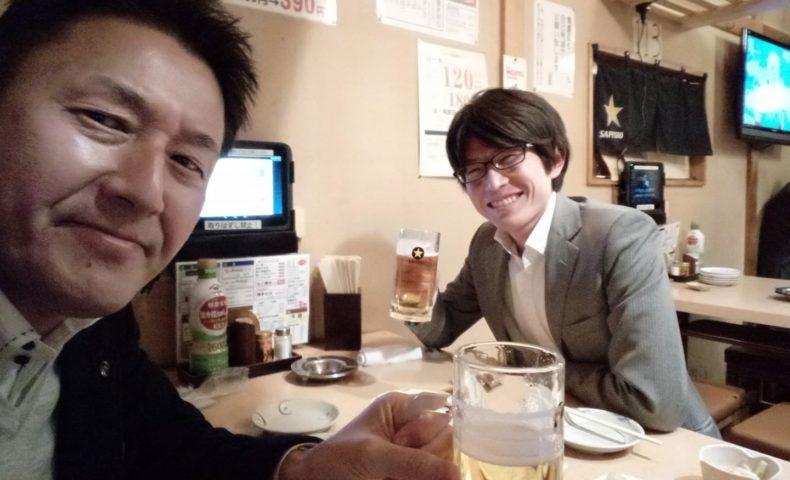 田中優勝さん、美容
