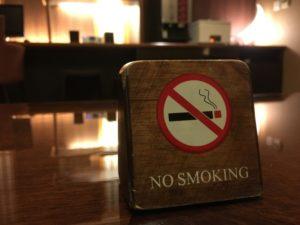美容室とタバコ